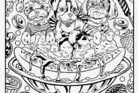 Doodle Coloring Pages - the First Ever Custom Free Animal Coloring Pages
