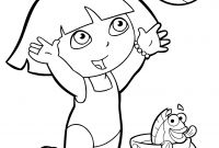 Dora and Friends Coloring Pages - Free Coloring Pages Dora Sheets for Kids