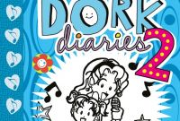 Dork Diaries Printable Coloring Pages - 86 Best My Books Images On Pinterest