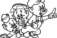 Dork Diaries Printable Coloring Pages - Three Little Pigs Coloring Pages Disney 3 Little Pigs Coloring Page