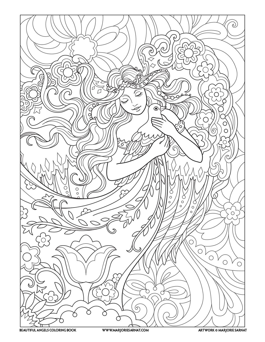 Dover Publications Coloring Pages  Download 7h - Free For Children