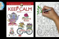 Dover Publications Coloring Pages - Creative Haven Keep Calm Coloring Book Dover Publications Believe In