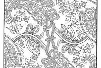 Easy Paisley Coloring Pages - Dover Paisley Designs Coloring Book Dover Coloring
