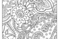 Easy Paisley Coloring Pages - Dover Paisley Designs Coloring Book From Mariska Den Boer Board