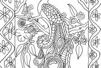 Easy Paisley Coloring Pages - Paisley Coloring Pages Coloring Page World