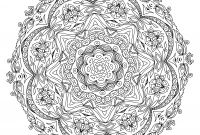 Edgar Allan Poe Coloring Pages - 5 Free Printable Coloring Pages Mandala Templates