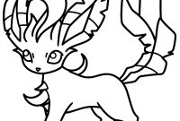 Eevee Coloring Pages to Print - Pokemon Eevee Coloring Pages Pokemon Eevee Evolutions Coloring Pages