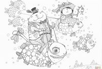 Elf Coloring Pages Printable - Christmas Elf Coloring Pages Free Detailed Coloring Pages for