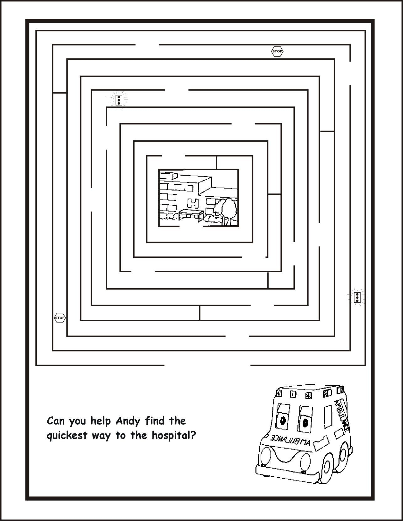 Ems Coloring Pages  Collection 6b - Free For Children