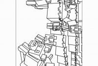 Engineering Coloring Pages - 10 Elegant Easy Minecraft Coloring Pages androsshipping