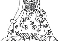 Ever after High Coloring Pages - Pin by Kitten Weatherly On 2 Color Ever after High