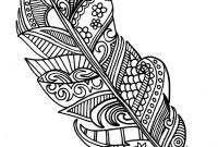 Feathers Coloring Pages - Feather Coloring Page to Go Along with Lessons On Gossip and Rumors