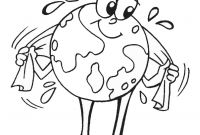 Feelings Coloring Pages for Preschoolers - Earth Day Coloring Pages
