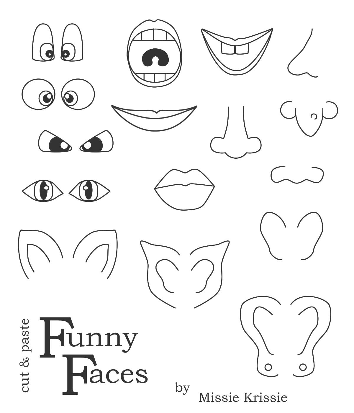 Feelings Coloring Pages for Preschoolers  Download 16s - Free For kids