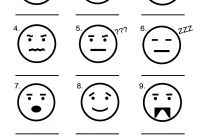 Feelings Coloring Pages for Preschoolers - Worksheet Emotions Worksheets Worksheet Fun Worksheet Study Site