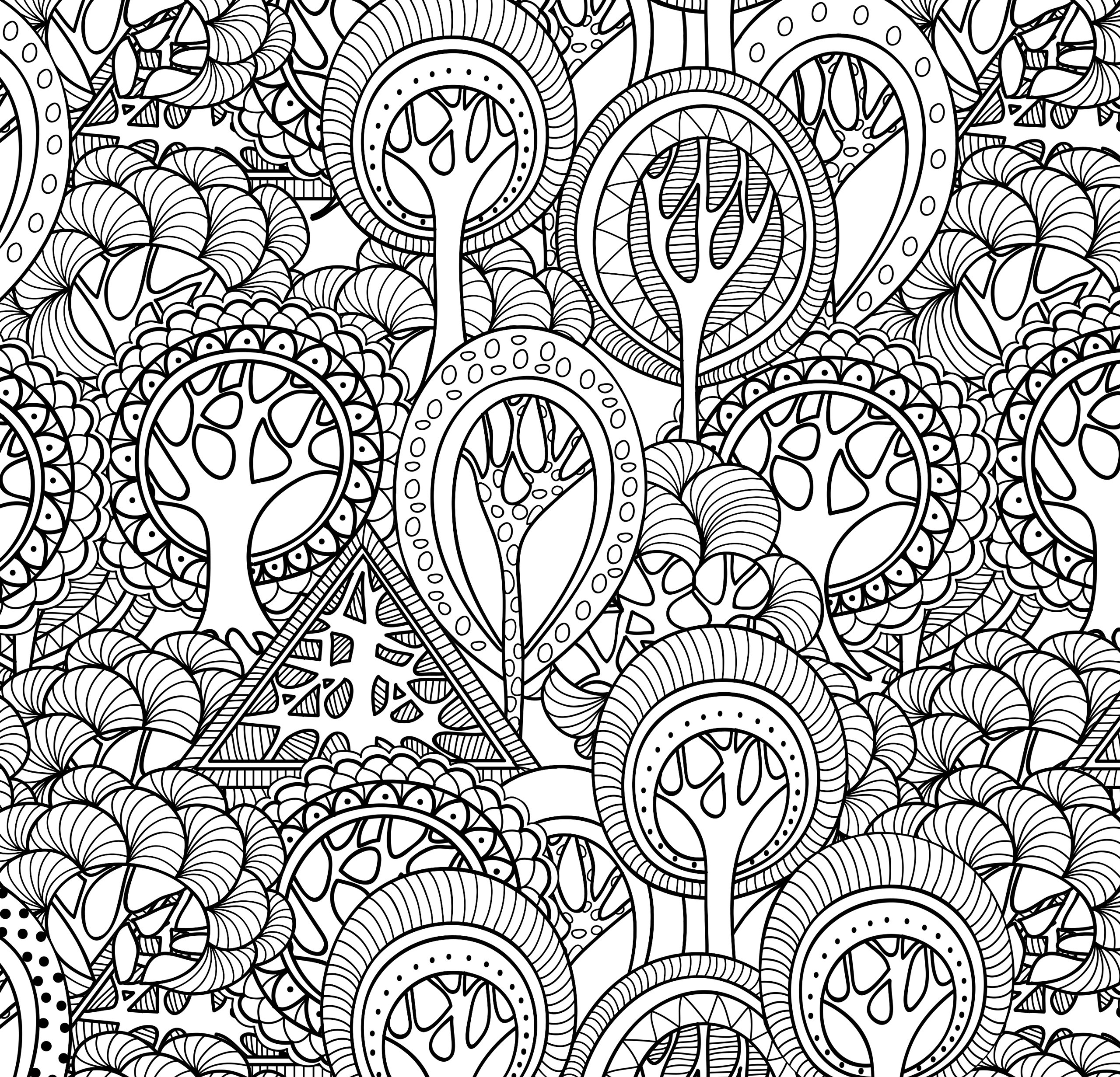 Felt Coloring Pages Collection | Free Coloring Sheets