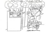 Fire Department Coloring Pages - Fire Department Coloring Pages Coloring Pages Coloring Pages
