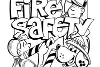 Fire Department Coloring Pages - Fire Department Coloring Pages Free Printable Fire Prevention