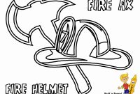 Fire Truck Coloring Pages Pdf - Fire Safety Coloring Sheets Unique Fire Coloring Pages Eskayalitim