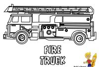 Fire Truck Coloring Pages Pdf - Fire Truck Coloring Pages Beautiful Service Transportation Coloring