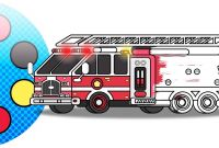 Fire Truck Coloring Pages Pdf - Fire Truck Coloring Pages Pdf 16 Fire Truck Coloring Pages Print