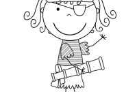 Firefighter Coloring Pages for Preschoolers - Pirate Color Pages for Kids Piratas Pinterest