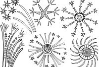 Firework Coloring Pages - Coloring Pages Free Printable Coloring Pages for Children that You