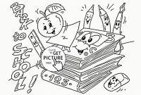 First Day Of School Coloring Pages - Luxury Sampler First Day School Coloring Pages for Kindergarten New