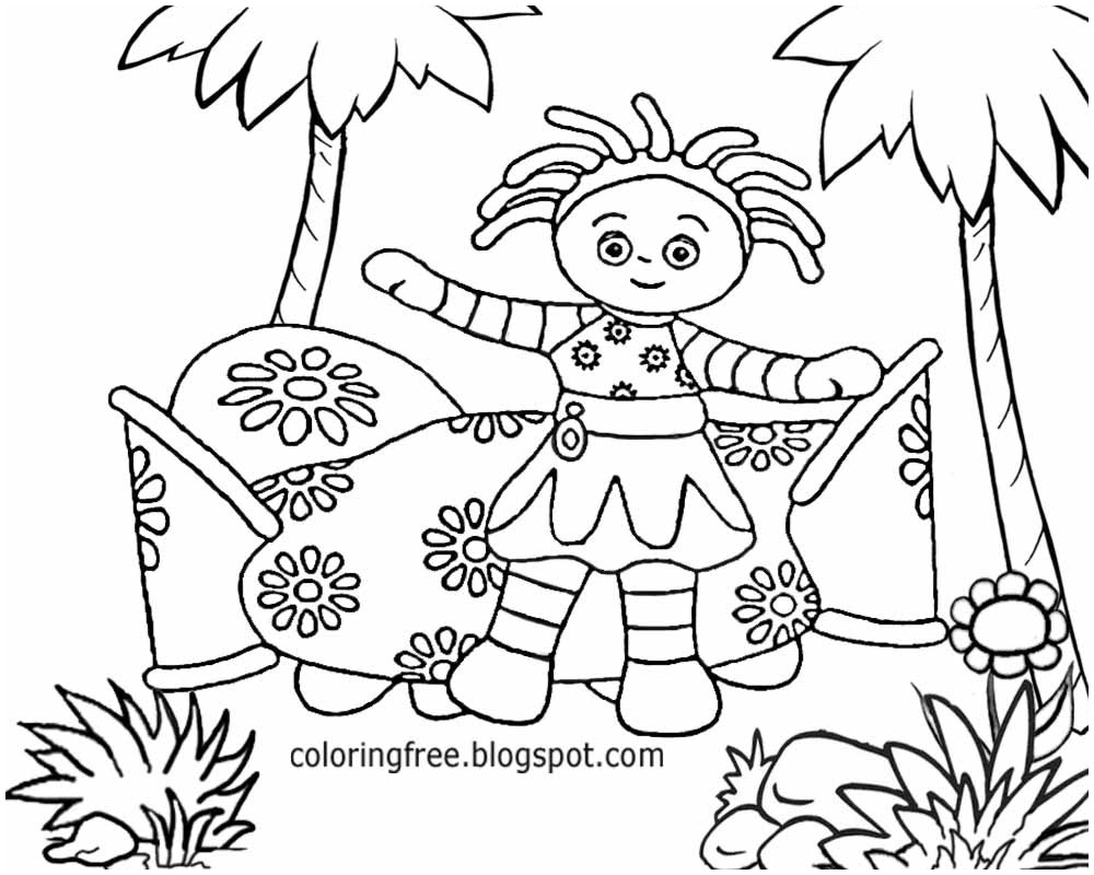 Flower Garden Coloring Pages  Printable 2d - Free Download