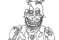 Fnaf Coloring Pages - Fnaf Mangle Coloring Pages Fnaf Coloring Pages Bonnie Coloring