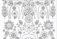 Folk Art Coloring Pages - 38 Best Color Images On Pinterest