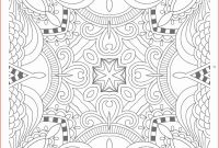 Folk Art Coloring Pages - Nice Mandala Coloring Pages Line Pics Coloring Pages to Print