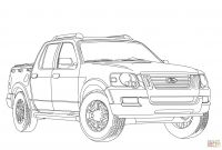Ford Truck Coloring Pages - 47 ford Coloring Pages 64 Mustang\\\ Colouring Pages Radiokotha