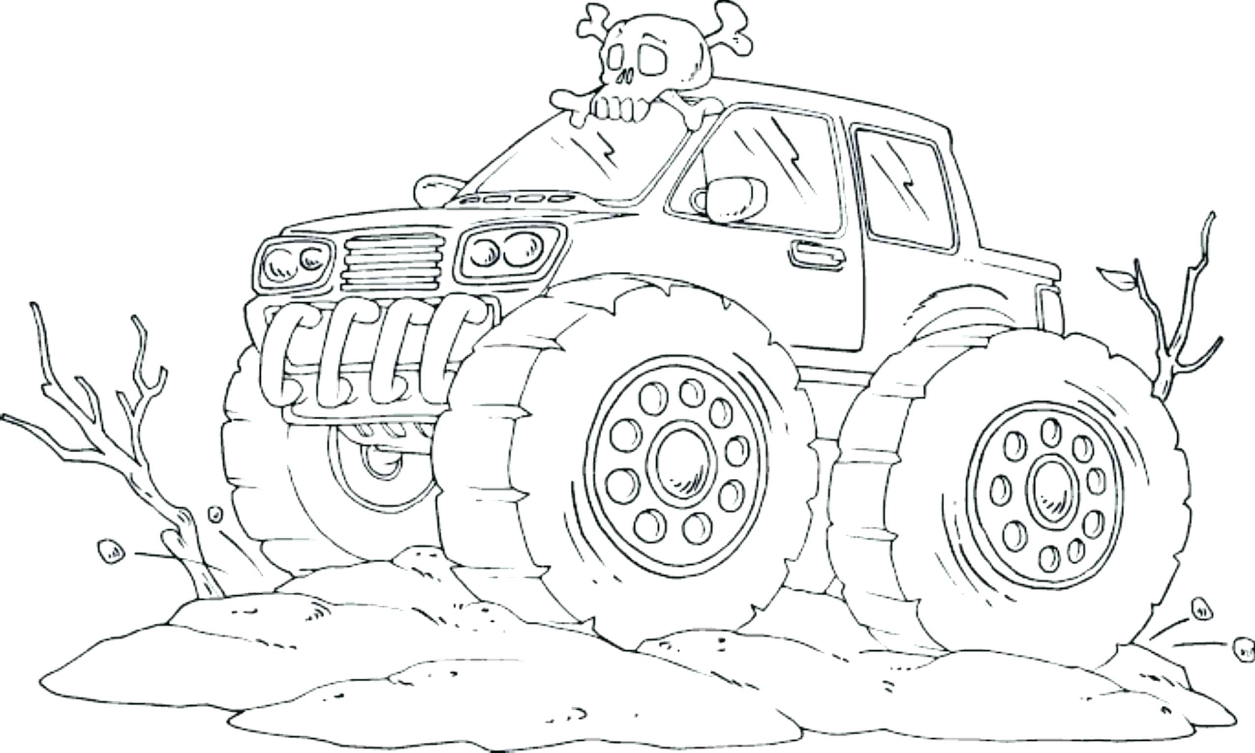 Ford Truck Coloring Pages Printable | Free Coloring Sheets