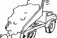 Ford Truck Coloring Pages - Monster Truck Coloring Sheet Lovely Tipper Truck Full Od Sand