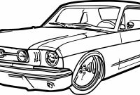 Ford Truck Coloring Pages - Mustang Car Coloring Pages