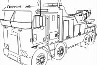 Ford Truck Coloring Pages - Semi Truck Coloring Pages Free Download