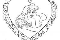 Frecklebox Coloring Pages - Ariel to Color