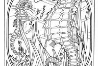 Free Dover Coloring Pages - Free Printable Sea Life Coloring Pages