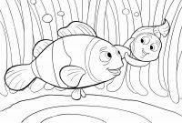 Free Finding Dory Coloring Pages - Dory Coloring Pages