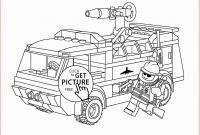 Free Fire Truck Coloring Pages Printable - Fire Truck Coloring Pages 131 50 Ideas Dodge Charger Coloring Pages