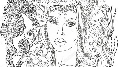 Free Little Mermaid Coloring Pages - Mermaid Coloring Pages Sample thephotosync