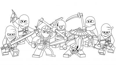 Free Ninja Coloring Pages - Ninjago Coloring Pages Free Coloring Pages Coloring Pages