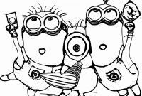Free Printable Minion Coloring Pages - Disney Coloring Pages Minion Coloring Summer Pages Coloring Pages