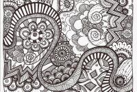 Free Printable Zentangle Coloring Pages - Luxury Zentangle Coloring Pages for Adults Flower Coloring Pages