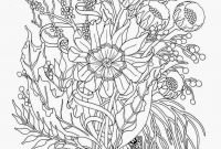 Garden Coloring Pages - Coloring Pages Flowers for Teens Paper Crafts Pinterest