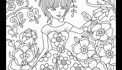Garden Of Eden Coloring Pages - Coloring Pages Garden Brilliant Garden for Coloring Letramac