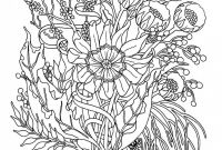 Garden Of Eden Coloring Pages - Drawings Garden for Kids Lovely Printable 46 Awesome Graph Garden