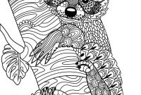 Gargoyles Coloring Pages - Wild Animals to Color