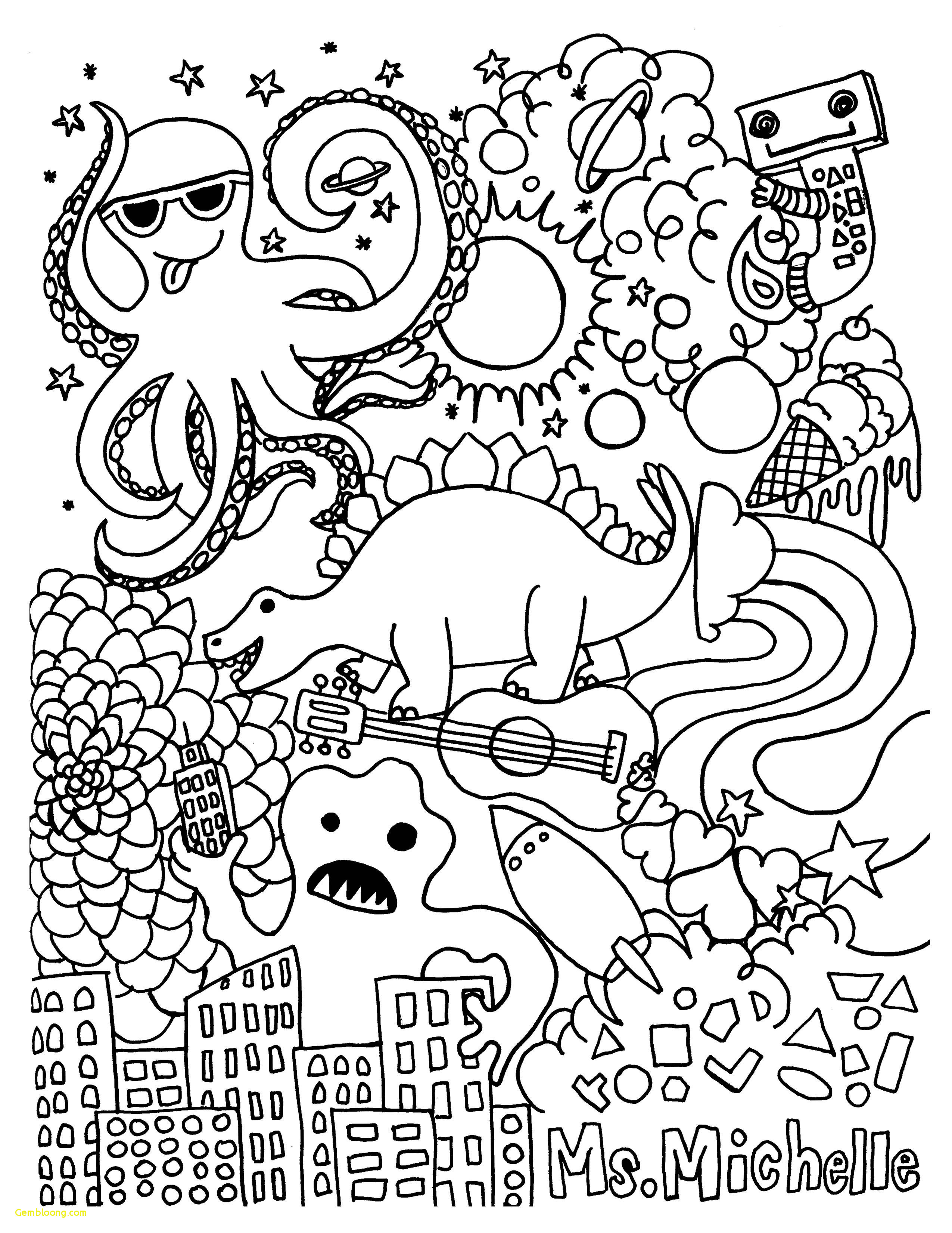 Georgia O Keeffe Coloring Pages  Download 6b - Free Download
